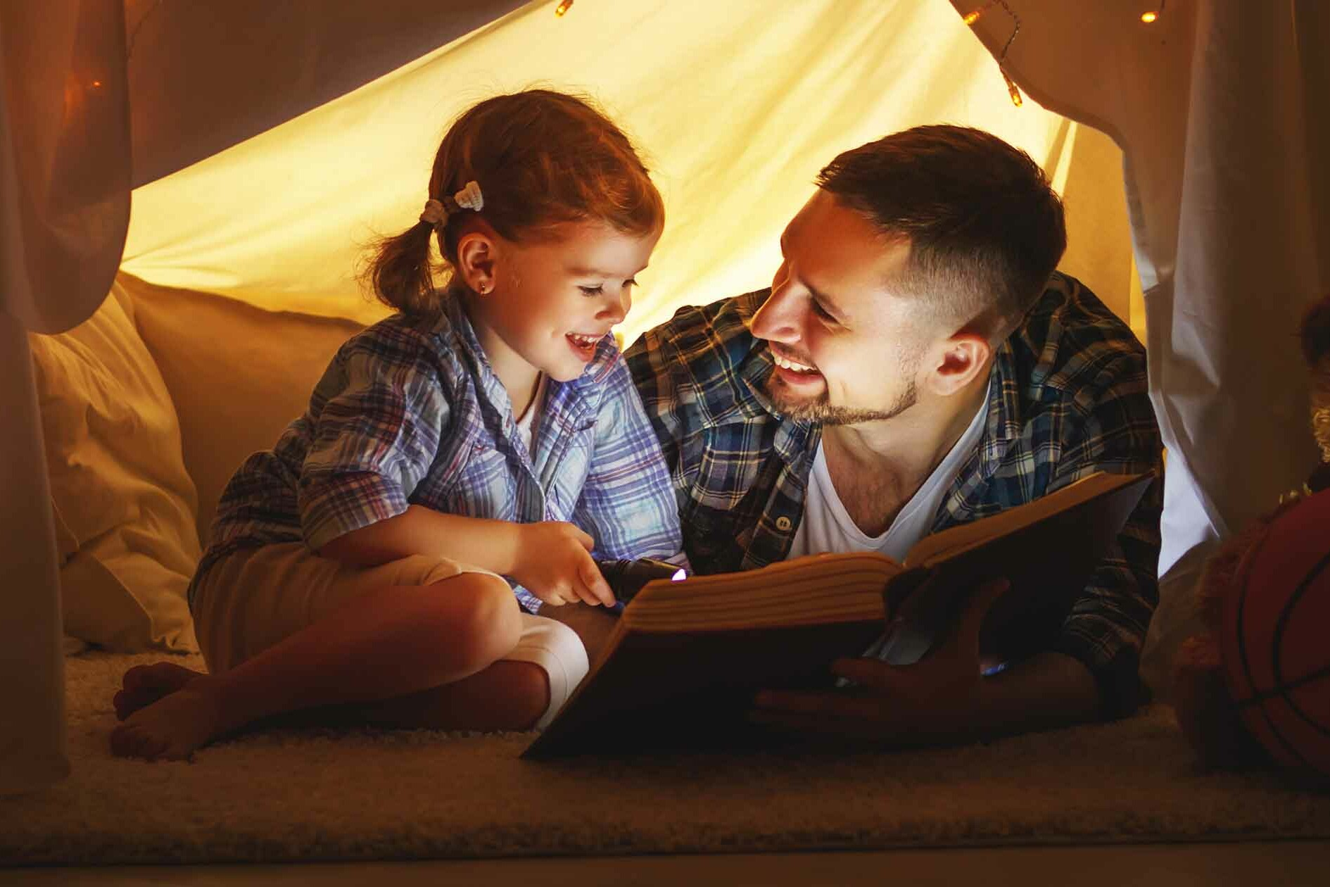 Father Daughter Bedtime Story - Men Have a Biological Clock